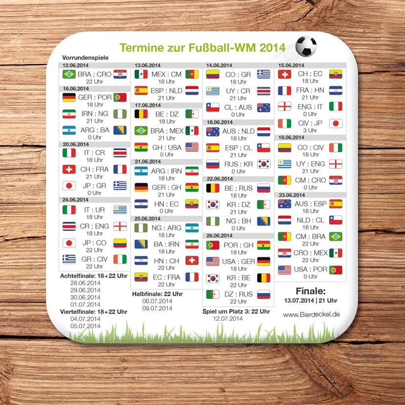 Spiele WM Übersicht